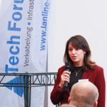 Roshanak Le Goic's talk