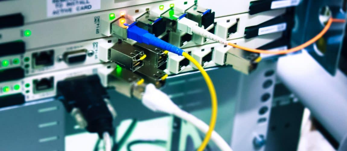Boitier passif Optical LAN AROONA-POL