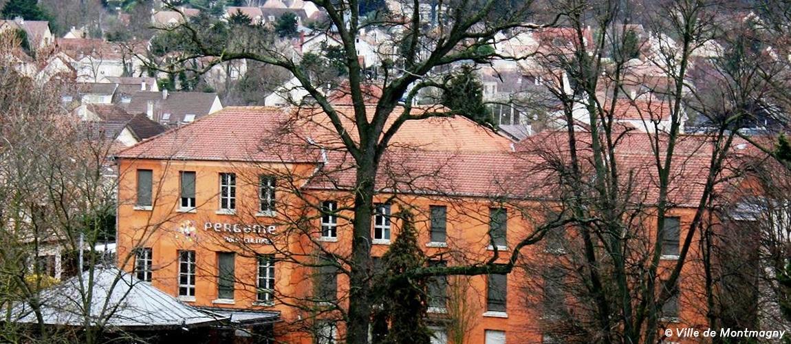 Médiathèque Pergame de la ville de Montmagny (95)
