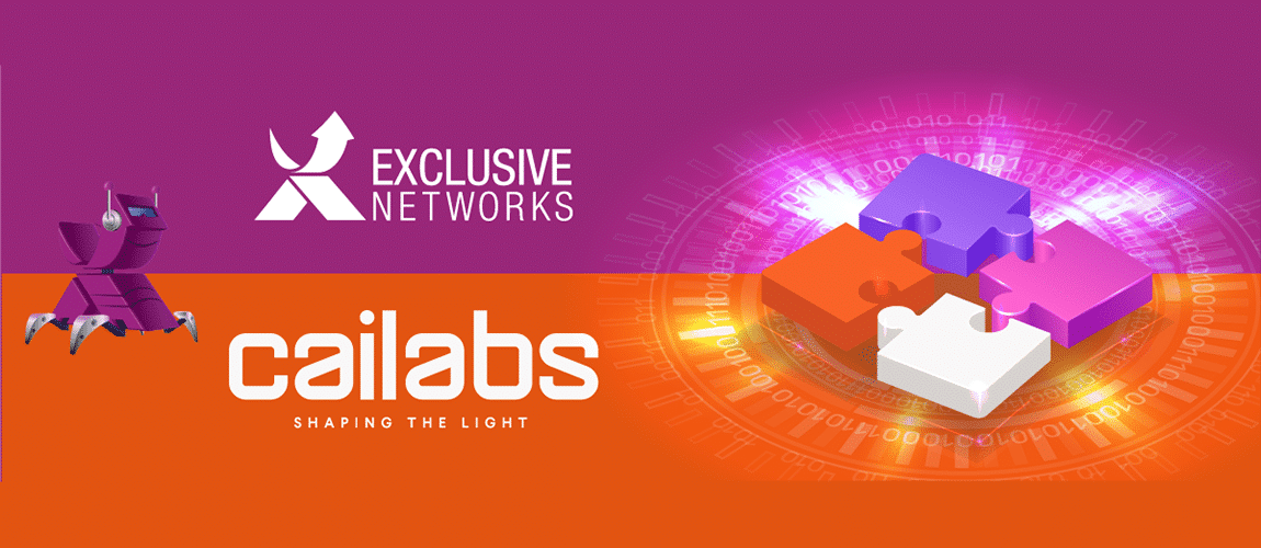 partenariat Cailabs exclusive networks