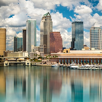 Tampa City Floride