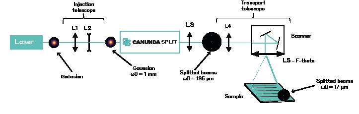 CANUNDA SPLIT Schema Catalog